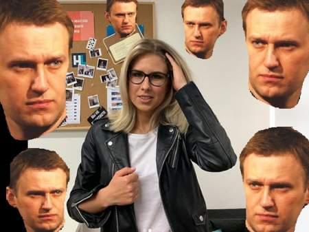 Домитинговались - Навальному и Соболь устроят взбучку за связь с западной агентурой