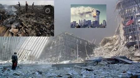 В трагедии 9/11 нашли сходство со сбитым Боингом МН17