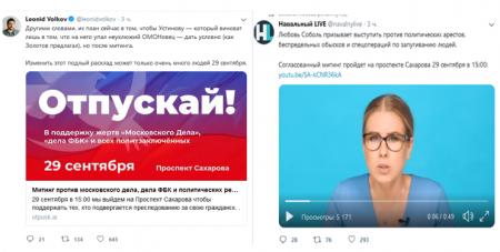 Навальный и Светов манипулируют людьми при помощи продажных артистов