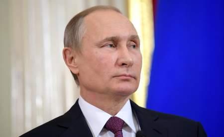 Владимир Путин участвует в заседании клуба «Валдай»