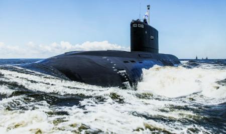 «Черная дыра» в Черном море ударила ракетами «Калибр»