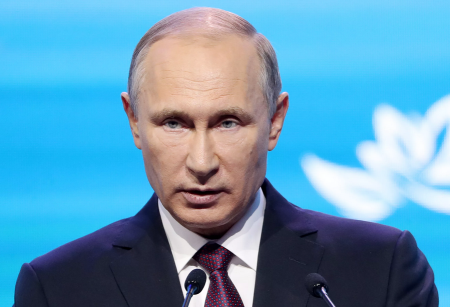 Владимир Путин: даже ВОЗ признала, что россияне стали жить дольше