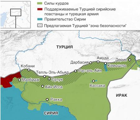 Запад восстал против Турции за ИГИЛ