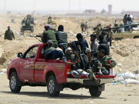 Турки снабжают вооружением радикальных исламистов в Ливии