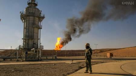 США не намерены отказываться от контроля за сирийской нефтью