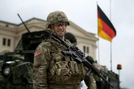 Немцы не хотят видеть американские войска на своей территории