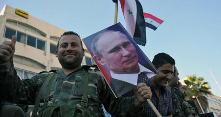 Запад отступает из Сирии, отплёвываясь фейками