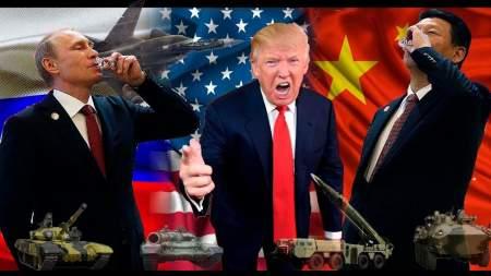 Главный страх американских политиков - союз России и Китая