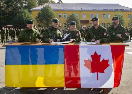 МИД Украины готово подключить миротворцев Канады к конфликту в Донбассе