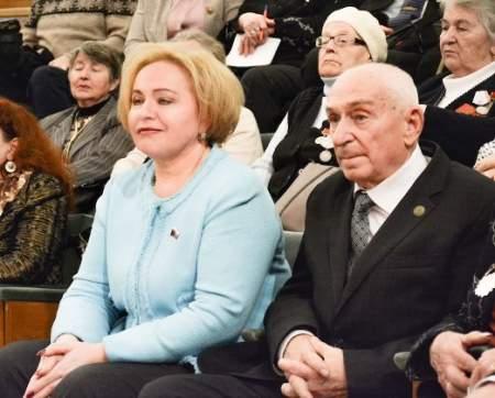 Памяти узников фашистских концлагерей посвящается