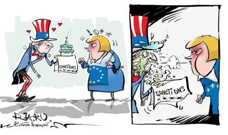 Евросоюз готов признать правомерность вхождения Крыма в состав России