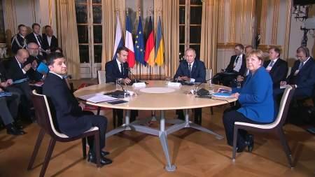 Встреча в Париже: Зеленский еще не понял, что за Украину взялись всерьез