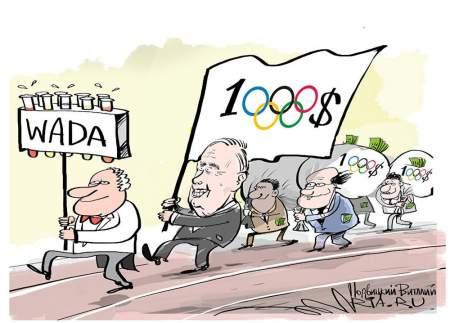 Либеральные СМИ призывают российских спортсменов бежать из страны