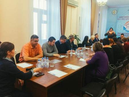 На круглом столе для НПО в Костанае намечены перспективы взаимодействия организаций РФ и Казахстана