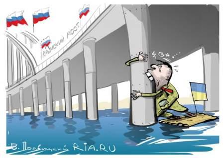 Завершено строительство ж/д путей на Крымском мосту – что теперь скажут скептики из Украины?