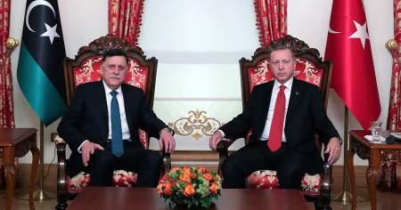 Турция действует заодно с террористами из т.н. ПНС Ливии