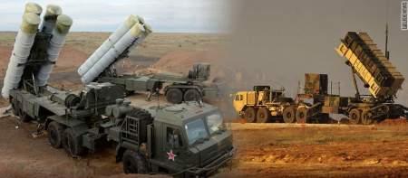 Украина купит американских «патриотов» вместо зарекомендовавших себя в Сирии С-400