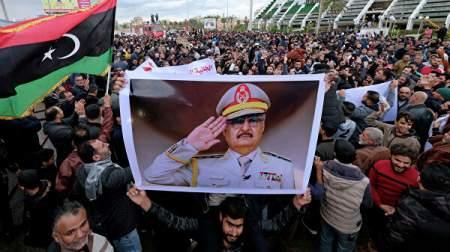 СМИ: Фельдмаршал Халифа Хафтар подтвердил намерение участвовать в переговорах в Берлине