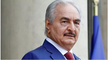 Хафтар выразил благодарность России за налаживание диалога по перемирию