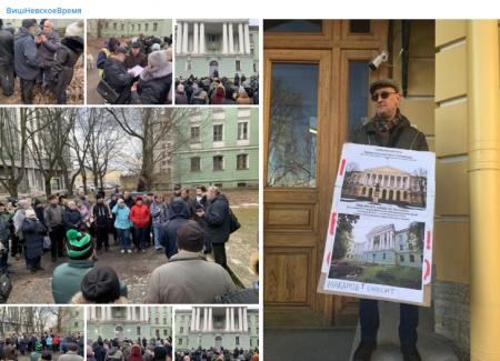 Вишневский по команде Макарова устроил скандал вокруг медсанчасти