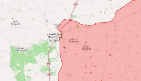 Армия САР взяла город Мааршурин