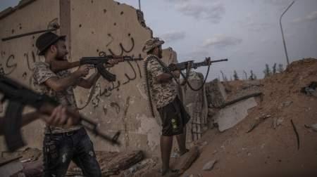 Ливийский старейшина внес ясность в ситуацию в Ливии