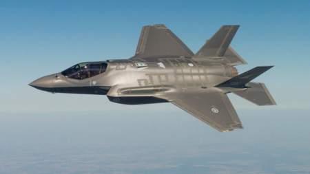 F-35 «засветились» на российских РЛС