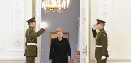 Литва против агента «Магнолии»: экс-президенту Грибаускайте грозит разоблачение