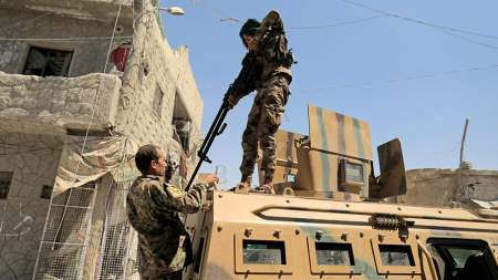Штаты подтвердили свои корыстные цели по Сирии