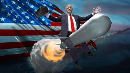 Балабол Трамп решил напугать Россию «супербыстрыми» ракетами