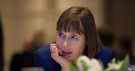 Президент Эстонии вспомнила об условиях вступления в НАТО