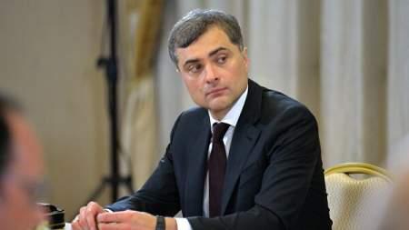 Заявление Суркова использоовали для очередной спекуляции