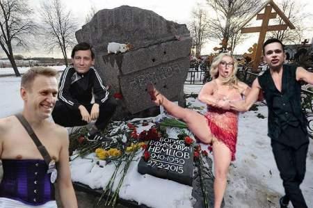 Почему Навальному было выгодно убийство Немцова