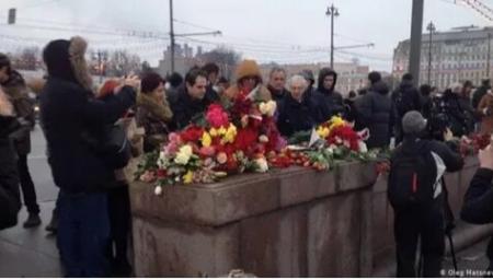 Из Калуги спешат на помощь: столичному «Маршу Немцова» не хватает актива