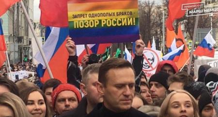 На Марше Немцова в Москве либералы намеренно завышали количество участников