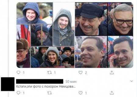 Истинное лицо либералов: улыбки на похоронах Немцова никто не мог сдержать