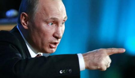 Берлин-то кто штурмовал? Путин поставил на место русофобские страны, принижающие роль советских солдат в ВОВ