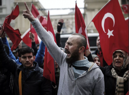 В Турции для россиян теперь небезопасно