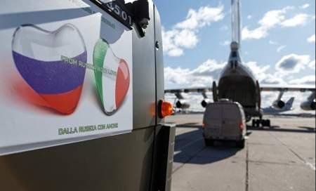 Запад в недоумении от российской помощи Италии