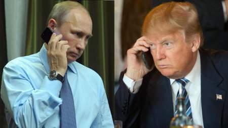 Большой сдвиг в отношениях США и России: Трамп «пришёл на поклон» к Путину