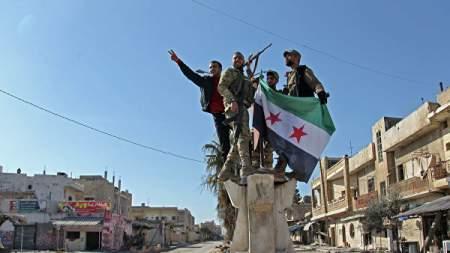 Турция готовится к провокации вблизи трассы М-4 «Алеппо-Латакия»