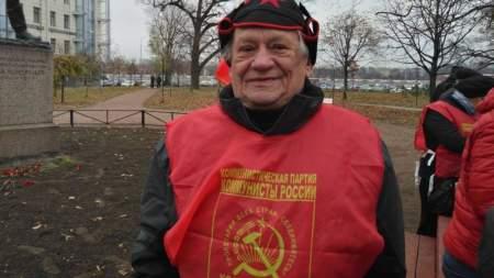Недокоммунист и недочеловек Михаил Машковцев, гори в аду