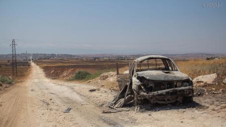 И нашим, и вашим, а если что виноваты Асад и Путин – турки разогнали «лагерь протеста» в Сирии