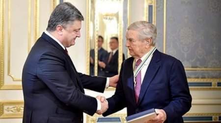 «Страной управляет шарахающаяся своей тени власть» - украинский юрист о фондах Сороса