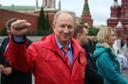 «Зараза» коммуниста Рашкина дошла аж до Якутии