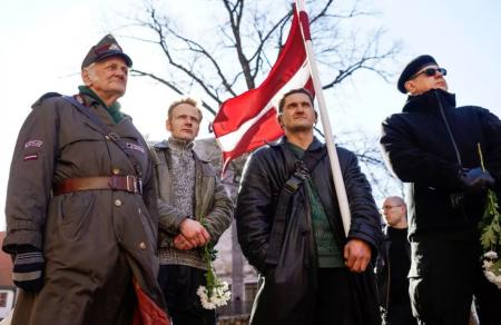 День Победы как повод вспомнить о преступлениях прибалтийских карателей