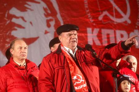 Перестановки в КПРФ могут уничтожить партию изнутри