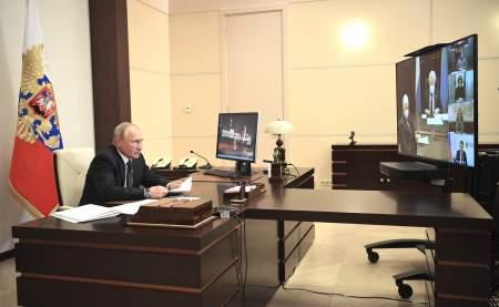 Российский лидер попросил жителей Дагестана посидеть дома из-за распространения коронавируса