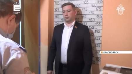 Азаренко от КПРФ подозревается в посредничестве при получении взятки