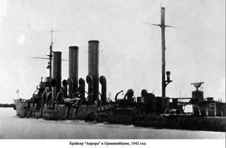 Легендарной «Авроре» - 120 лет